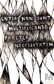 'Entities should not be multiplied without necessity', 2014