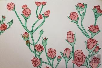 Roses #2, 2014
