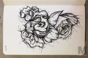 Roses #1, 2014