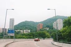 I do love the mountains of Hong Kong.